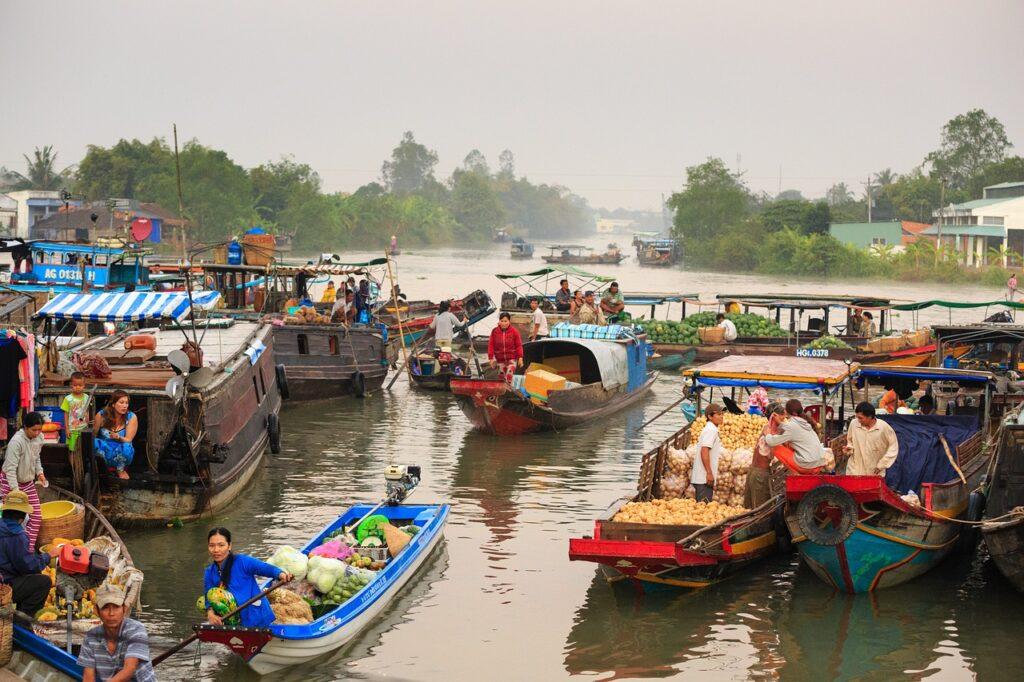 Mekong Delta,