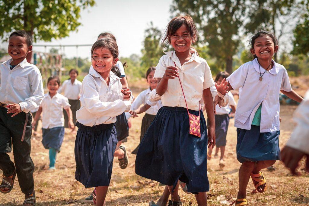 Cambodia -  childrens
