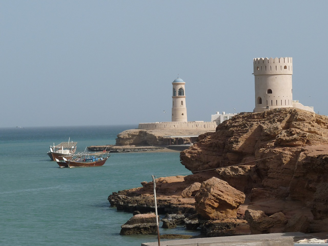 Where To Travel In Oman In June